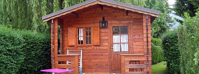 "Chalet ""Edelweiss""  2 personnes"